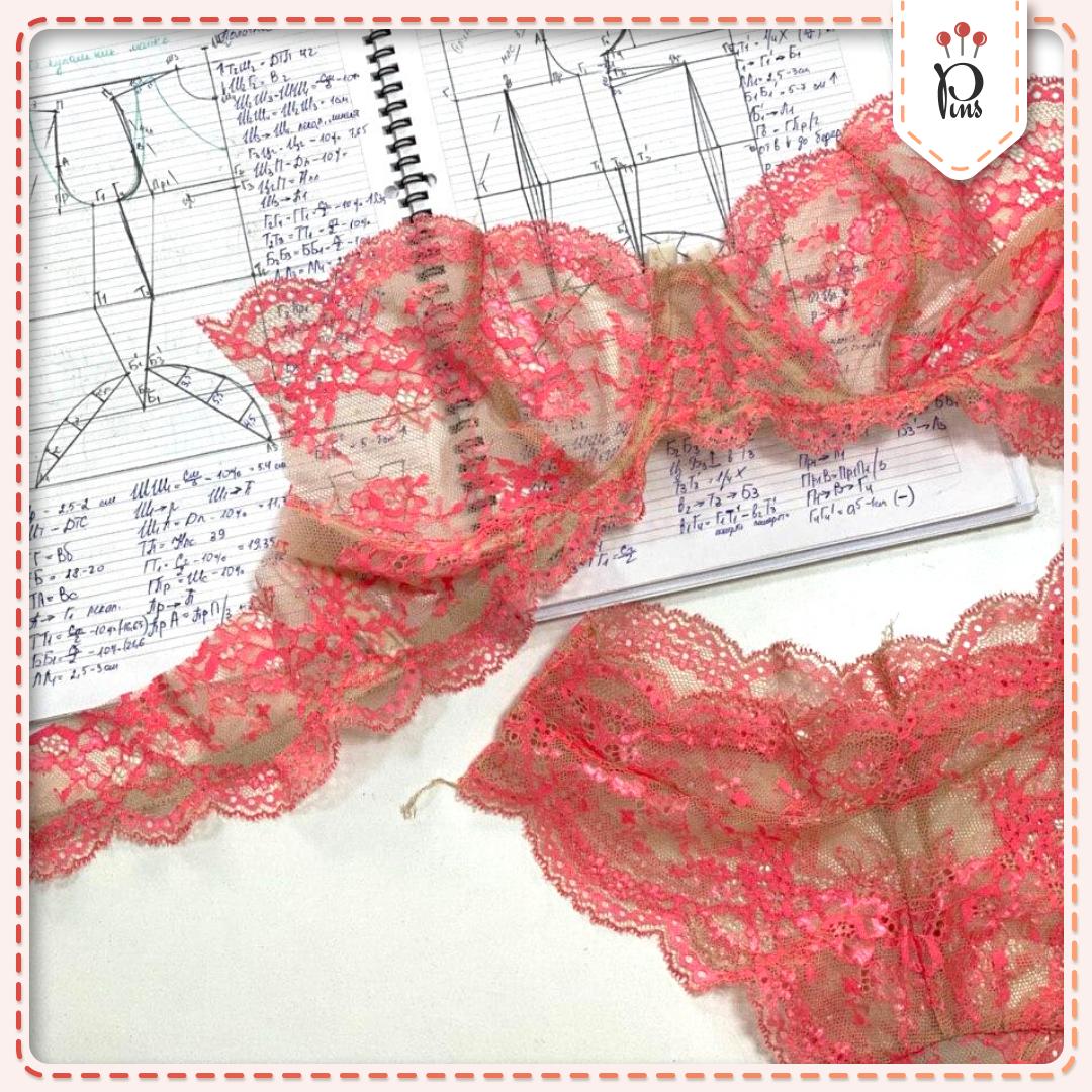 PINS Lace: пошив нижнего белья
