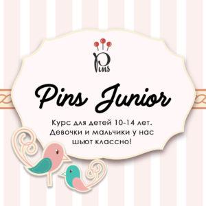 Курс pins junior